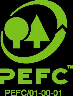 PEFC chain of custody